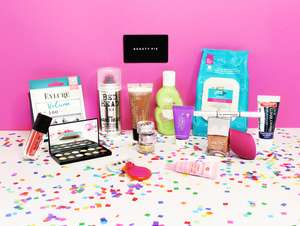 Cosmopolitan Party Starter Beauty Box (contents worth £121) £25 Delivered w/code @ Latestinbeauty