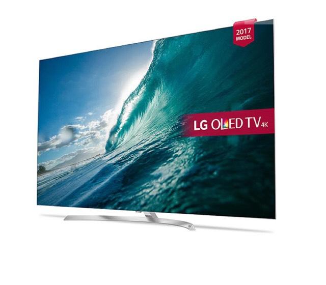 LG OLED55B7V 55 inch OLED 4K  TV £1499 @ Richer sounds