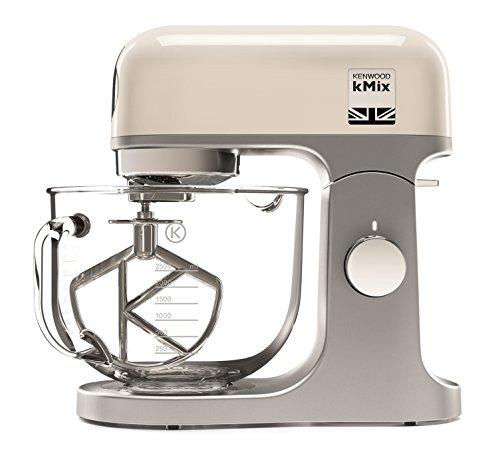 Kenwood 0W20011141 Stand Mixer, 5 Litre, 1000 W, Cream – Lowest Price – £189.99 @ Amazon