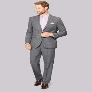2 Piece Suits £59 + Free Delivery (free c+c) I Shirts £10.20 I Ties £4.20 @ Moss Bros