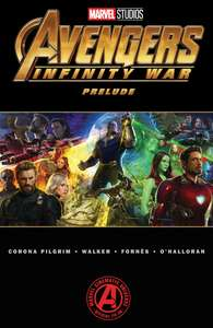 Comixology - Avengers: Infinity War Prelude digital comic and other new Marvel releases 69p