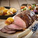 British Beef roasting joint £5 per Kilo Morrisons