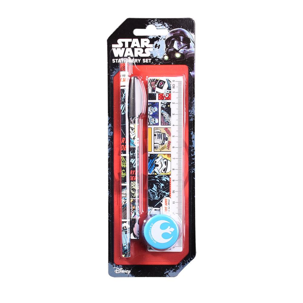 Star Wars Retro Stationery Set 25p @ Wilko