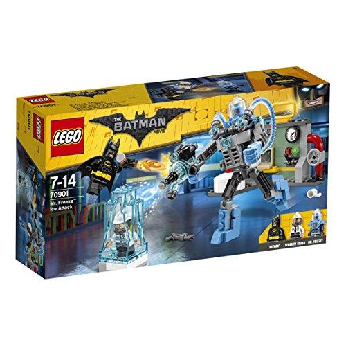 LEGO 70901 Batman Movie Mr. Freeze Ice Attack Batman Toy £13.39 (Prime) £17.38 (Non Prime) @ Amazon
