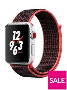 Apple Watch Nike+ Series 3 (GPS + Cellular), 42mm £339/ 38mm £319 @ Very