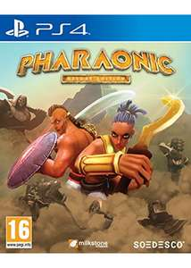 Pharaonic Deluxe Edition (PS4) @ Base - £9.29