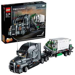 LEGO Technic 42078 Mack Anthem £103 (116,66 EURO) delivered @ amazon.de