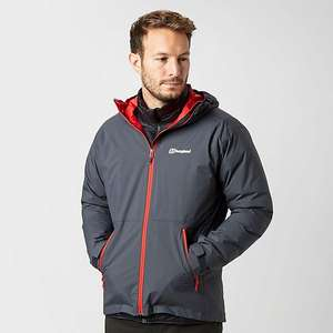 Berghaus Stormcloud Hydroshell Men's Jacket £47.99 delivered w/code @ Millets