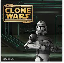 Star wars clone wars series £4.99 each Google play