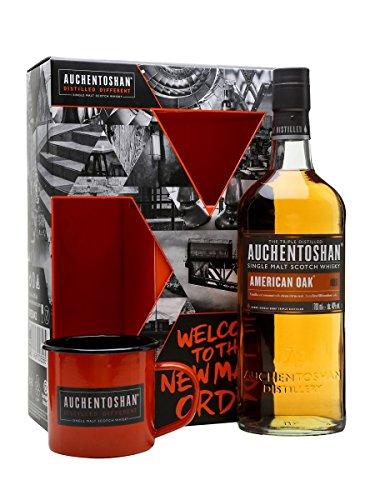 Auchentoshan American Oak Whisky Glassware Gift Pack - £22.95 @ Amazon