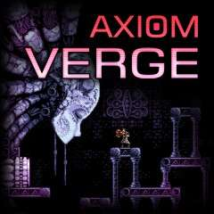Axiom Verge (PS4/PS VITA Cross Buy) @ PSN - £7.39