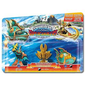 Skylanders Superchargers Sea Racing Action Pack £2.99 @ Game (Free Delivery)
