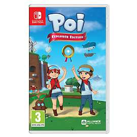 Poi Explorer Edition [Switch] £19.99 or [£35 with £25 eshop credit] @ Game