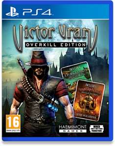 Victor Vran : Overkill Edition (PS4) £9.99 Delivered @ GAME