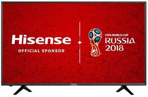 Hisense 55n5300  55 INCH SMART 4K TV £399 @ Richer Sounds in store only