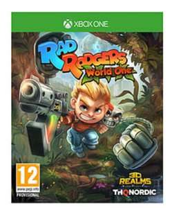 Rad Rodgers Xbox One - £9.99 @ GAME