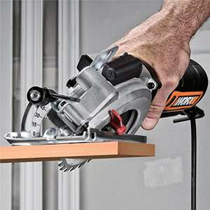 Worx mini circular saw 710w - Amazon £84.32