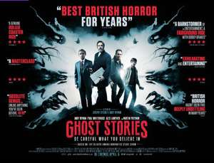 Free Preview Tickets to see Ghost Stories @ WeTicketIt