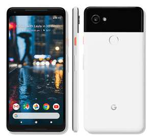 Google Pixel 2 XL in white with 12 GB data - £149.99 up front / £32pm