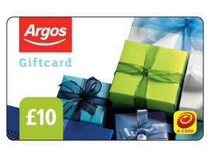 Free £5 gift card when you spend £50 / free £10 gift card when you spend £100 @ Argos - Now Live