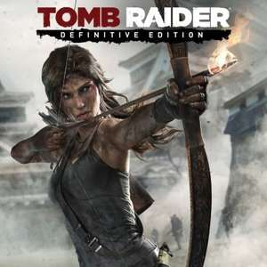 Tomb Raider Definitive Edition UK PSN Store £4.99