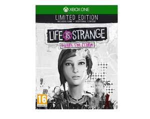 Life is Strange: Before the Storm - Limited Edition,  Xbox for £24.85 @SimplyGames / PS4 for £25.92 @Ebay