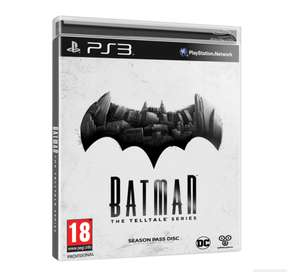 Batman: The Telltale Series , Xbox one £12.23 (pre-owned) @Amazon Music Magpie /  £6.85 (ps3) @Shopto