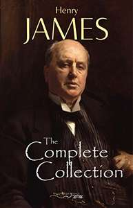 free kindle book - Complete Henry James @ Amazon