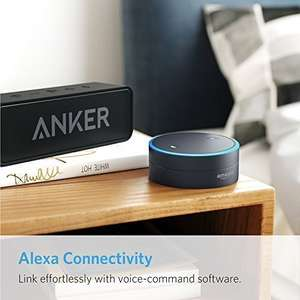 Anker SoundCore  bluetooth speaker for £29.99 and get  30% off Anker PowerPort Qi Wireless Charger station Sold by AnkerDirect and Fulfilled by Amazon