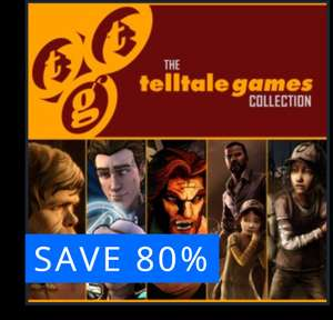 The Telltale 5 Games Collection Bundle (GoT, Wolf Among us , Walking Dead (S1 & S2 included) ,PS4,   ...£15.99 @ PlaystationStore