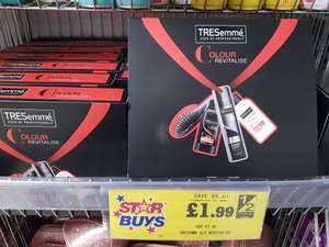 Tresemme Gift Set REVITALISE £1.99 Home Bargains instore