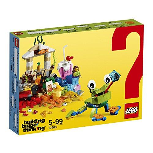 LEGO 10403 World Fun £9.49 Prime / £13.48 Non Prime @ Amazon