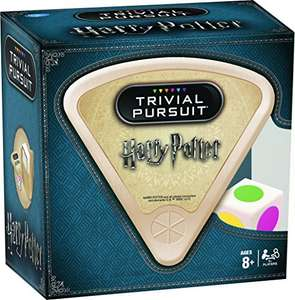 Harry Potter Trivial Pursuit Game £7.50 Prime / £12.25 Non Prime @ Amazon
