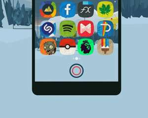 Rugos - premium Icon pack - free on Google Play