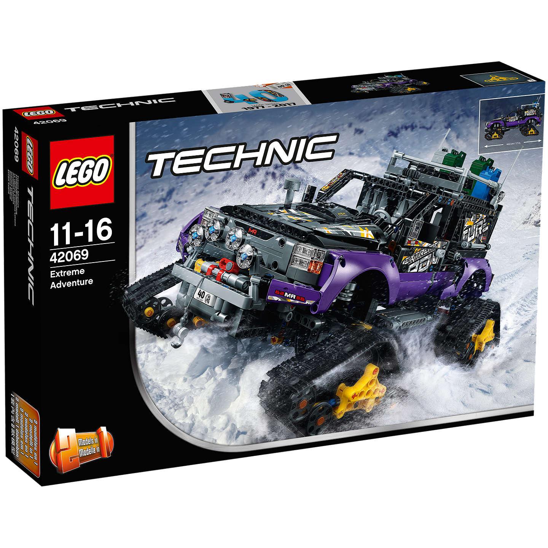 LEGO Technic 42069 Extreme Adventure - £79.99 @ John Lewis