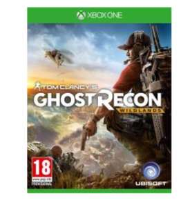 Tom Clancys Ghost Recon: Wildlands , Xbox one/ PS4,  £21.99 (pre-owned) / £24.99 (new)delivered @ Grainger Games