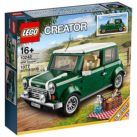 LEGO Creator 10242 Mini Cooper £63.99 @ John Lewis