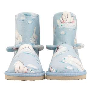1\2 price- 3D polar bear childrens slippers size 9-10 was £16 now £8 @ Cath Kidston,free c+c
