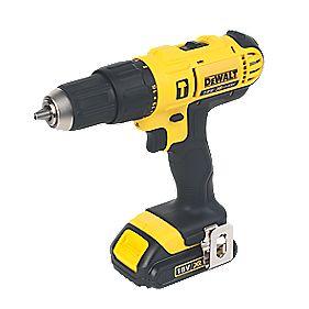 Screwfix Dewalt Drill £89.99 (26.03.18)