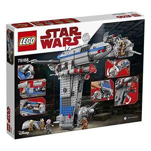 LEGO Star Wars The Last Jedi 75188 Resistance Bomber £59.99 @ Amazon (and John Lewis)
