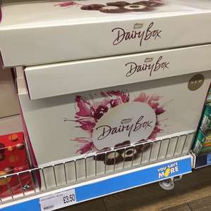 Nestle DairyBox 720g for £3.50 in Poundworld