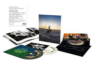 Pink Floyd – The Endless River CD+Blu-ray £6.99 (Prime) / £8.98 (non Prime) at Amazon
