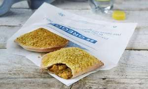 FREE Greggs Balanced Choice Bake via app