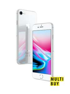 IPhone 8 silver 64gb £629 with £80 back into account MMLTH - BNPL code @ Very