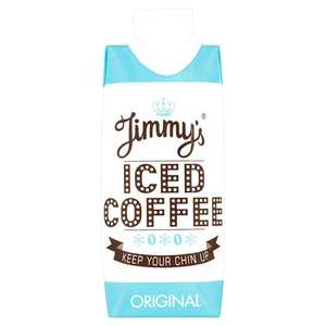 Jimmy's Iced Coffee are £1 in Tesco again