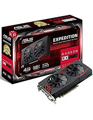Asus Radeon RX570 £187.88 at Amazon