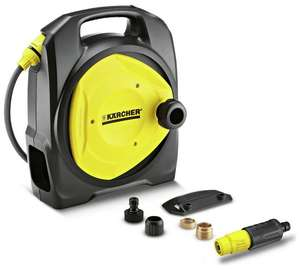 Karcher compact 10M hose reel & accessories £19.99 @ Argos