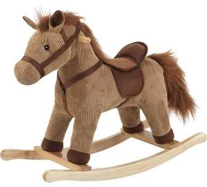 Dobbin Rocking Horse for £13.99 @ Argos