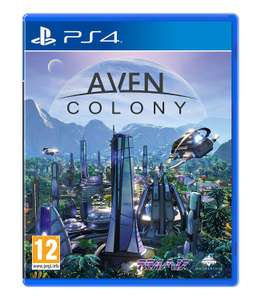 Aven Colony (PS4/Xbox One) £9.99 Delivered @ GAME (Amazon Matched)
