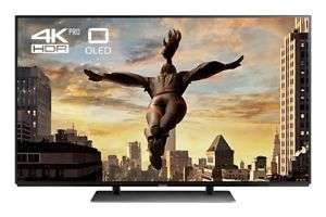 "Panasonic TX-55EZ952B 55"" 4K UHD HDR OLED TV (Refurb) - delivery included £1299.99 @ Panasonic eBay Outlet"
